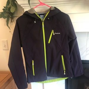 Reebok lined coat